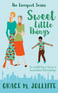 book cover of Sweet Little Things by Grace Jolliffe